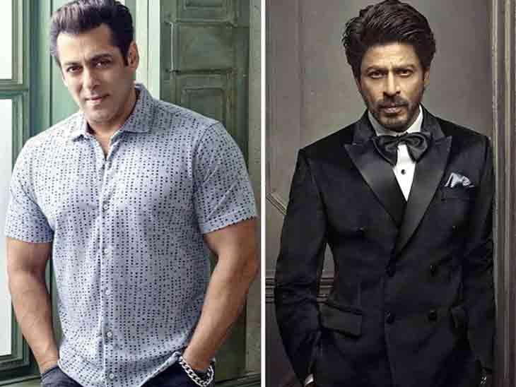 શાહરુખ ખાનની 'પઠાન'માં સલમાન ખાન ટાઈગરના રોલમાં જોવા મળશે|બોલિવૂડ,Bollywood - Divya Bhaskar