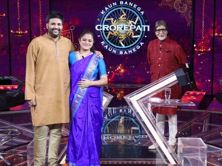 IPS ઓફિસર મોહિતા શર્મા શોના બીજા કરોડપતિ બન્યા, કહ્યું- 'કોઈ સપનું એવું નથી જે આ પૈસા પૂરા કરી શકે, દેશની સેવા કરવા ઈચ્છું છું' ટીવી,TV - Divya Bhaskar