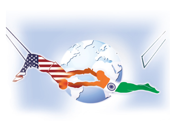 ભારત - અમેરિકા મિત્રતા એક નવી ઊંચાઈ પર રસરંગ,Rasrang - Divya Bhaskar