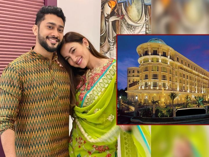 મુંબઈની ITC મરાઠા હોટેલમાં ગૌહર ખાન અને ઝૈદ દરબારના નિકાહ થશે, પ્રિ વેડિંગ માટે પુણેનું રોયલ લોકેશન પસંદ કર્યું ટીવી,TV - Divya Bhaskar