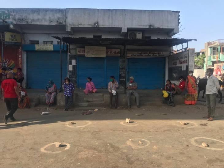 સાપ્તાહિક રજા હોવા છતાં સોમવારે રેશનિંગની દુકાનો ચાલુ રાખવા રાજ્યના પુરવઠા વિભાગે સૂચના આપી|અમદાવાદ,Ahmedabad - Divya Bhaskar