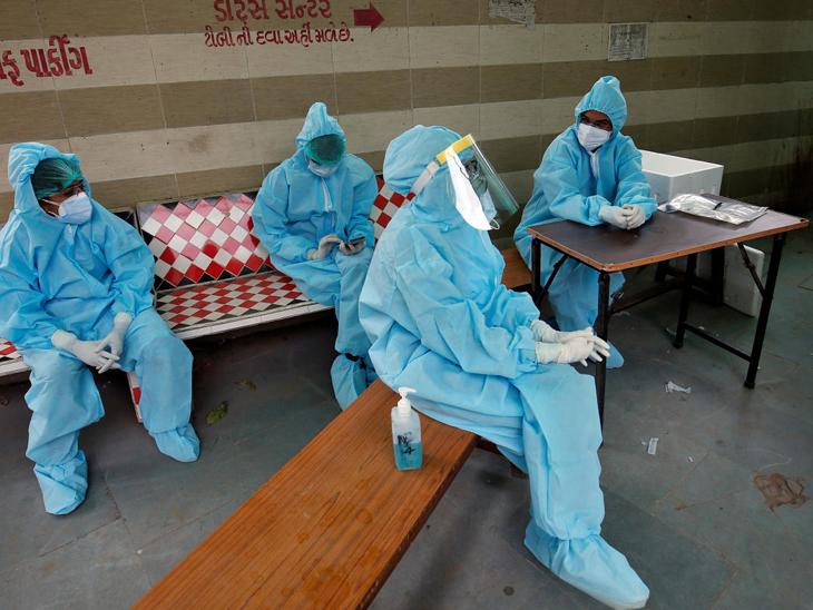 અમદાવાદની સ્થિતિ બગડતાં ડોક્ટરોની ટીમ 24 કલાક તહેનાત.