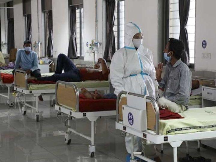 અમદાવાદ સિવિલમાં 600 વેન્ટિલેટર બેડ તૈયાર કરવા સરકારે સૂચના આપી, કુલ 1 હજાર દર્દીઓમાંથી હાલ 10 ટકા દર્દીઓ વેન્ટિલેટર છે|અમદાવાદ,Ahmedabad - Divya Bhaskar
