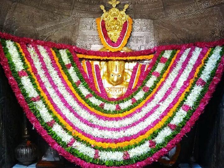 અમદાવાદમાં આજથી કેમ્પ હનુમાન મંદિર દર્શનાર્થીઓ માટે ખુલ્લું મુકાયું|અમદાવાદ,Ahmedabad - Divya Bhaskar