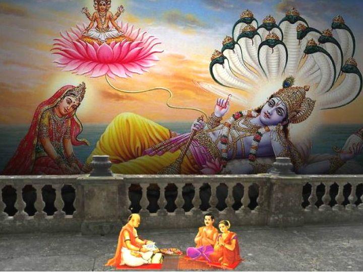 આ વર્ષે અધિકમાસ હોવાથી ચાતુર્માસ પાંચ મહિનાનો હતો, 26 નવેમ્બરે પૂર્ણ થશે|ધર્મ,Dharm - Divya Bhaskar