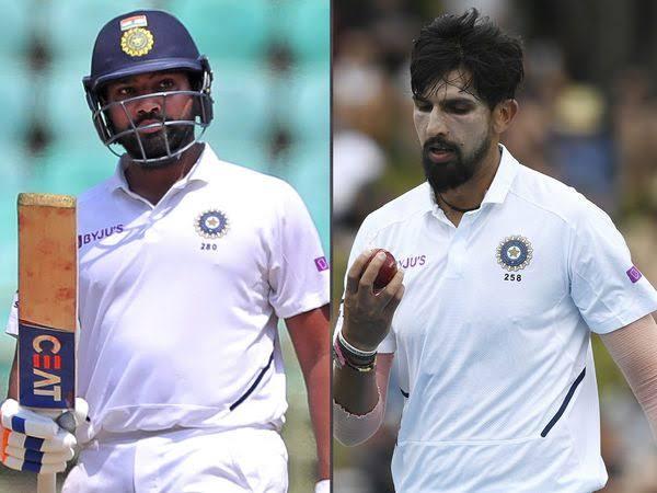 રોહિત શર્મા અને ઇશાંત શર્મા ઓસ્ટ્રેલિયા સામેની પ્રથમ 2 ટેસ્ટમાંથી બહાર, અંતિમ 2 ટેસ્ટમાં રમવું પણ અઘરું|ક્રિકેટ,Cricket - Divya Bhaskar