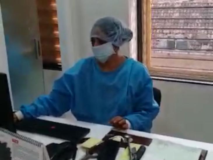 સુરતના ડોક્ટરે 7 મહિનામા 2500 પોઝિટિવ કેસ સહિત 4000 દર્દીઓને માત્ર 6 હજારના ખર્ચે સાજા કર્યા|સુરત,Surat - Divya Bhaskar