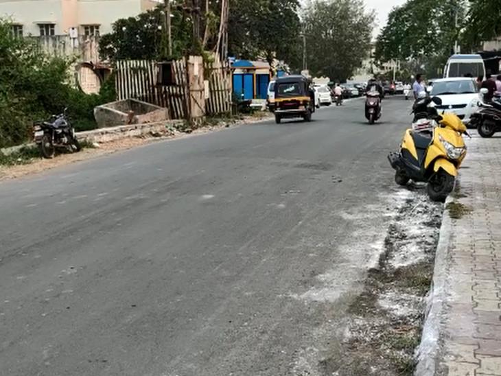 પિરામણ ગામની બજારો સજ્જડ બંધ રહી હતી