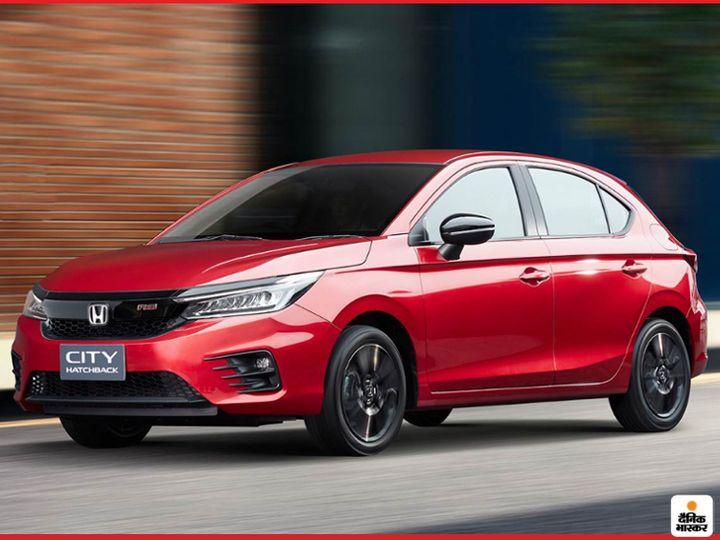 કંપનીએ થાઇલેન્ડમાં હોન્ડા સિટીનું હેચબેક વર્ઝન લોન્ચ કર્યું, પેટ્રોલ અને ડીઝલ બંને એન્જિનમાં આવશે ઓટોમોબાઈલ,Automobile - Divya Bhaskar