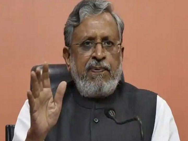 ભાજપા પરેશાન, કેમકે હારશે તો સરકાર જશે; સુશીલ મોદીનો દાવો- લાલુ એનડીએ ધારાસભ્યોને કોલ કરે છે બિહાર ઇલેક્શન,Bihar Election - Divya Bhaskar