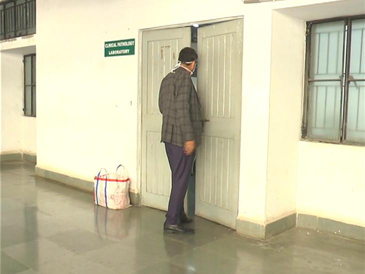 એઈમ્સના જોધપુર અને અમદાવાદથી આવેલા સભ્યોએ રાજકોટ સિવિલ હોસ્પિટલમાં બેઠક કરી હતી - Divya Bhaskar