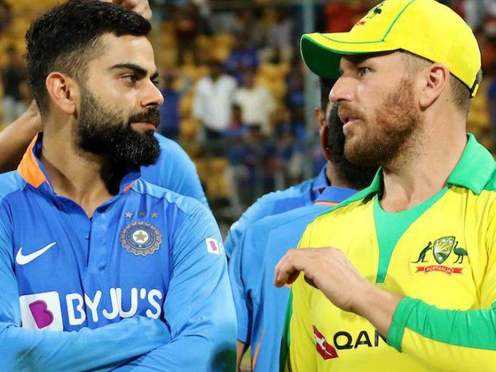 ભારત અને ઓસ્ટ્રેલિયા વચ્ચે વનડે સીરિઝની પહેલી મેચ 27 નવેમ્બરે સિડનીમાં રમાશે. -ફાઇલ ફોટો - Divya Bhaskar