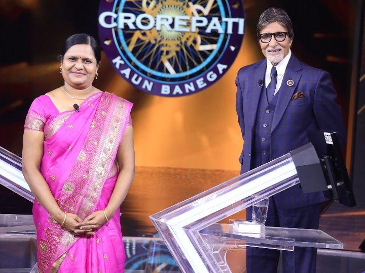 છત્તીસગઢની સરકારી ટીચર અનુપા દાસ સીઝનની ત્રીજી કરોડપતિ બની; કહ્યું, 'માતાનાં કેન્સરની સૌથી સારી ટ્રીટમેન્ટ કરાવીશ' ટીવી,TV - Divya Bhaskar