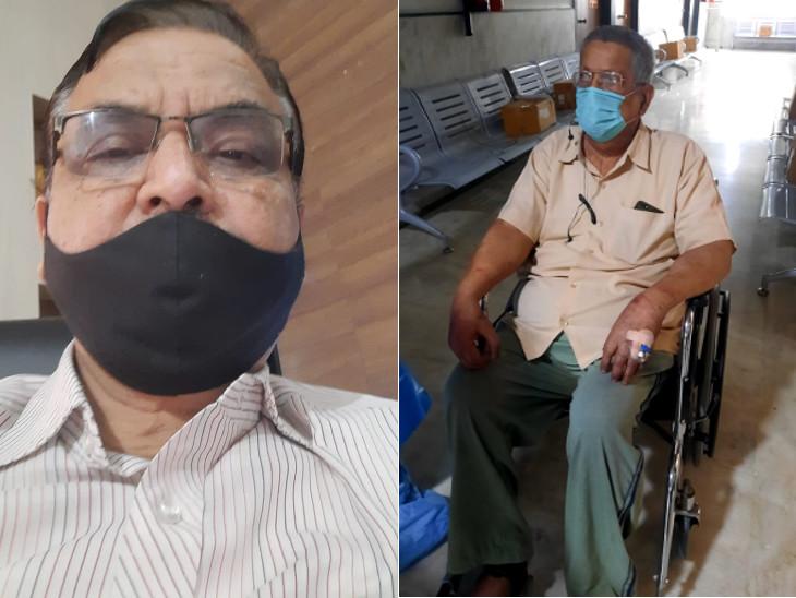 રાજકોટ અગ્નિકાંડને નજરે જોનારે કહ્યું- 12.07 વાગ્યે ફાયર સાયરન વાગી તો નર્સે કહ્યું, કોઈ રમત કરતું હશે, આગ પાછળ વેન્ટિલેટરનું લીકેજ અને ટ્રાન્સફોર્મર સતત ચાલુ રહેવાનું કારણ રાજકોટ,Rajkot - Divya Bhaskar