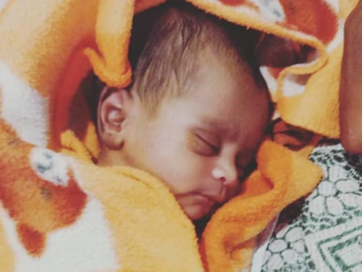 કોરોના પોઝિટિવ માતાએ સ્વસ્થ બાળકીને જન્મ આપ્યો