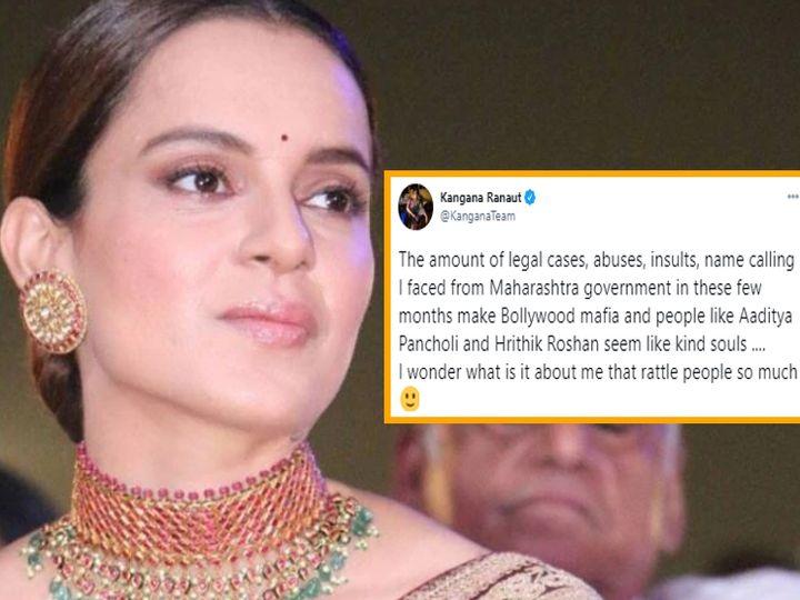 'છેલ્લા થોડા મહિનામાં મહારાષ્ટ્ર સરકારે જે ગાળો આપી છે અને અપમાન કર્યું એની સામે આદિત્ય પંચોલી, ઋતિક રોશન સારા લાગવા લાગ્યા'|બોલિવૂડ,Bollywood - Divya Bhaskar