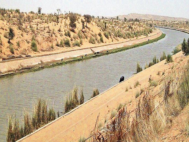 પ્રસ્તુત તસવીર રાજસ્થાન કેનાલની છે, જેતે વખતે અા જ કેનાલ મારફતે કચ્છ સુધી પાણી પહોંચાડવાની વાત હતી. રાજકીય ઇચ્છાશક્તિ હોય તો અા કેનાલ મારફતે અથવા પાઇપ લાઇન મારફતે ફરી કચ્છ અને ઉત્તર ગુજરાત સુધી પાણી પહોંચાડી શકાય છે. - Divya Bhaskar