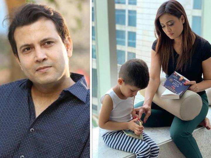 દીકરા રેયાંશના જન્મદિવસે શ્વેતા તિવારીએ પિતા અભિનવ કોહલી સાથે મુલાકાત ના કરાવી, પતિ બોલ્યો, 'આજે તો અમને મળવા દેવા હતા' ટીવી,TV - Divya Bhaskar