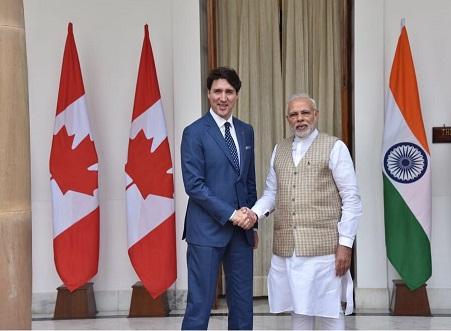 ખેડૂત આંદોલન પર કેનેડાના PMની ટિપ્પણીથી ભારત નારાજ, હાઇ કમિશનરને આપ્યું સમન્સ ઈન્ડિયા,National - Divya Bhaskar
