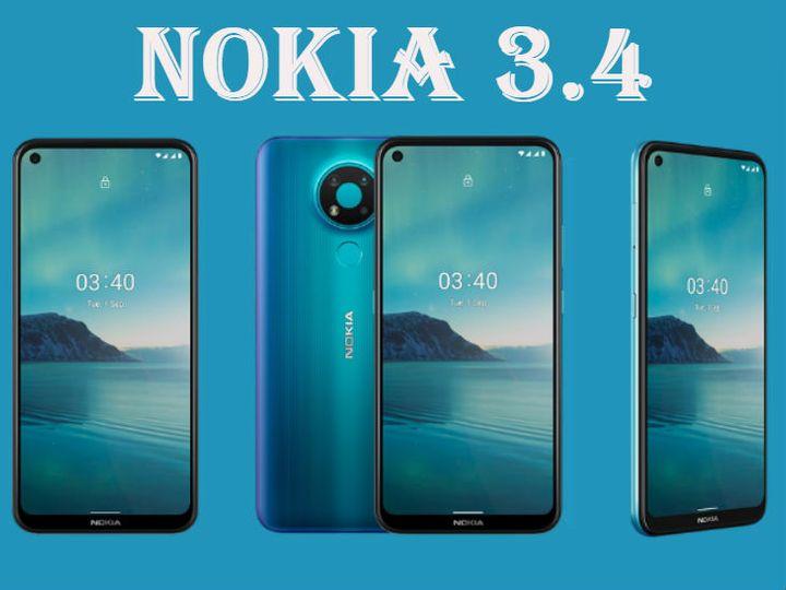 મિડ ડિસેમ્બરમાં નોકિયા 3.4 લોન્ચ થશે, જાણો કિંમત શું હશે અને ફીચર્સ મામલે અન્ય ફોનથી કેટલો અલગ છે?|ગેજેટ,Gadgets - Divya Bhaskar