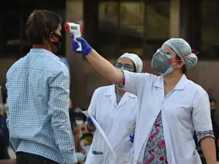 રાજકોટમાં 128 કેસ, 24 કલાકમાં 10 દર્દીનાં મોત રાજકોટ,Rajkot - Divya Bhaskar