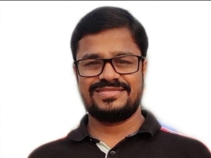 શિક્ષક શ્રીનિવાસ - Divya Bhaskar