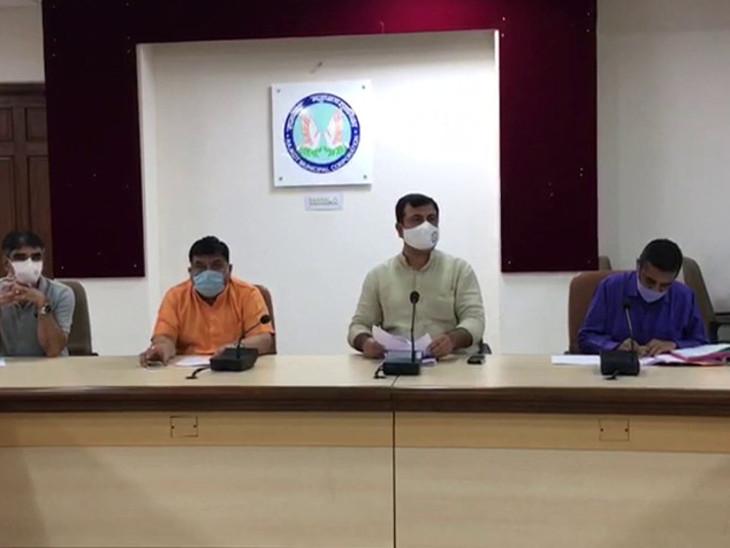 રાજકોટ મનપાની સ્ટેન્ડિંગ કમિટીની છેલ્લી બેઠક, 19 કરોડના કામને મંજૂરી, 51 દરખાસ્તમાં 1 રદ 8 સામે કોંગ્રેસનો વિરોધ, સ્વચ્છ સર્વેક્ષણમાં નંબર મેળવવા મનપાએ 9.70 લાખની સલાહ લીધી|રાજકોટ,Rajkot - Divya Bhaskar