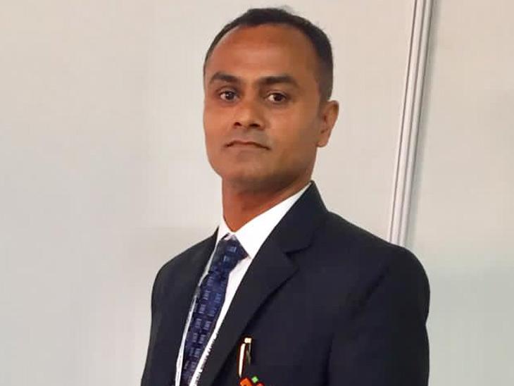 ગુજરાત સ્ટેટ ઓલમ્પિક એસોસિએશનમાં ડૉ. મયુર પટેલની સતત ત્રીજી વાર વરણી નવસારી,Navsari - Divya Bhaskar