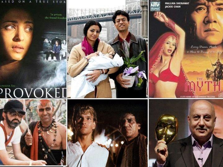 ઈરફાન ખાન, એશ્વર્યા રાયથી લઈને ઓમ પુરી સુધી, આ બોલિવૂડ સ્ટાર્સ હોલિવૂડ ફિલ્મોમાં મુખ્ય ભૂમિકા ભજવી છે|એન્ટરટેઇનમેન્ટ,Entertainment - Divya Bhaskar