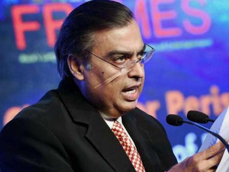ભારત બે દાયકામાં વિશ્વના ટોચના ત્રણ અર્થતંત્રોમાં સ્થાન પામશેઃ મુકેશ અંબાણી|બિઝનેસ,Business - Divya Bhaskar
