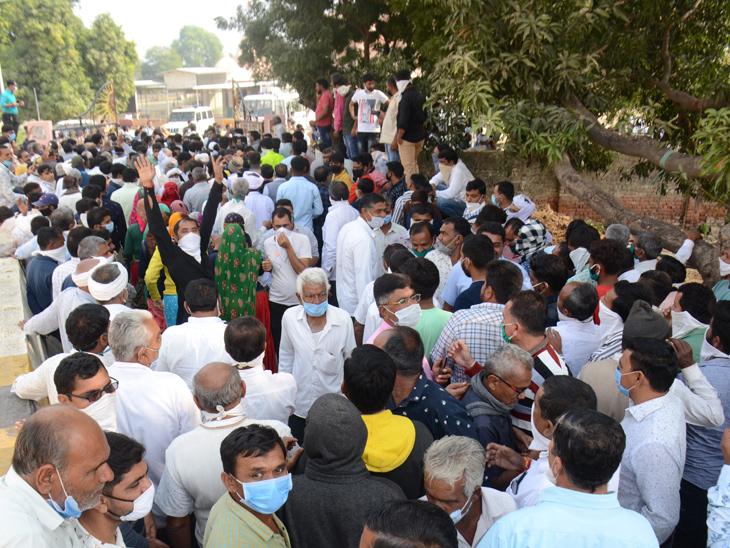દૂધસાગરના રાજકારણમાં ભાજપ વિરુદ્ધ ભાજપના નેતા મેદાને પડ્યા અમદાવાદ,Ahmedabad - Divya Bhaskar