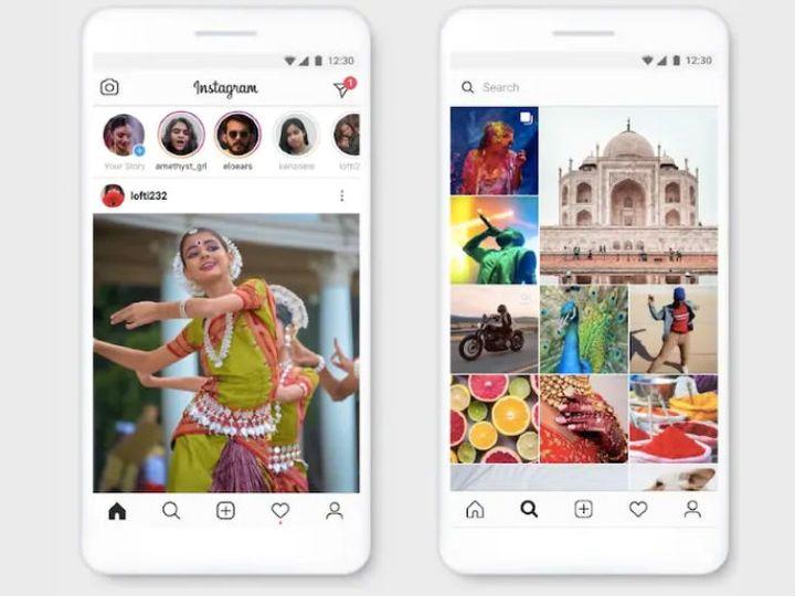 ઈન્સ્ટાગ્રામ લાઈટ એપ વાપસીની તૈયારીમાં, ક્રિએટર્સને પ્રોત્સાહિત કરવા માટે પ્લેટફોર્મ બોર્ન ઓન ઈન્સ્ટાગ્રામ પ્રોગ્રામ લાવ્યું|ગેજેટ,Gadgets - Divya Bhaskar