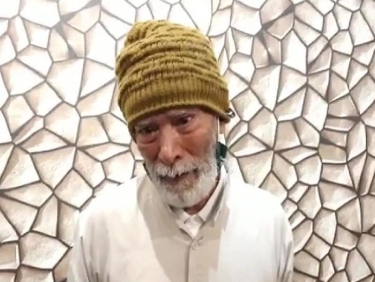 'બાબા કા ઢાબા'ના માલિકનો વિડિયો ફરી વાઇરલ; રડતાં રડતાં કહ્યું- મારી નાખવાની અને દુકાન સળગાવી દેવાની ધમકીઓ મળે છે|ઈન્ડિયા,National - Divya Bhaskar