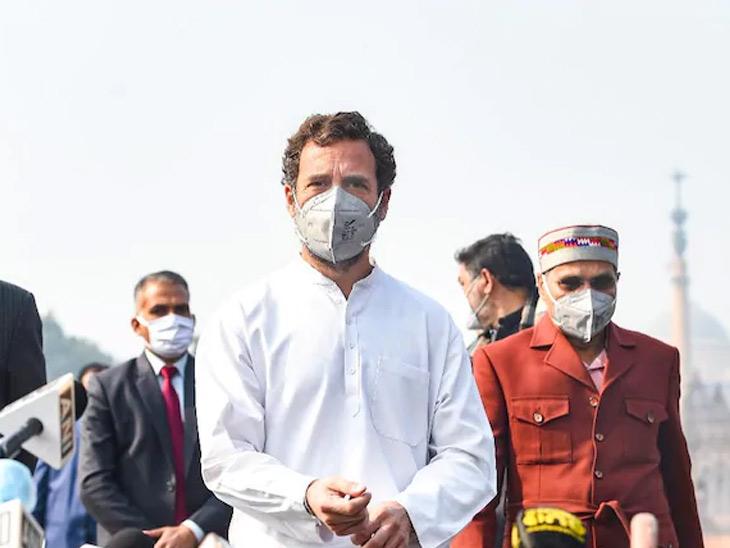 RSSના વડા મોહન ભાગવત મોદીની વિરુદ્ધ જાય તો તેમને પણ આતંકી ગણાવી દેવાશે: રાહુલ ગાંધી|ઈન્ડિયા,National - Divya Bhaskar
