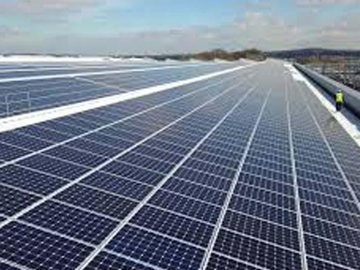 મનપાએ 5.40 કરોડ સોલાર પ્લાન્ટ માટે ખર્ચ્યા, વર્ષે 1 કરોડના વીજબિલની બચત રાજકોટ,Rajkot - Divya Bhaskar