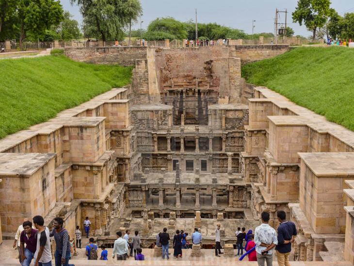 ગુજરાતમાં રાણકીવાવ, ચાંપાનેર અને ધોળાવીરા સિવાયના 200 પ્રાચીન સ્મારકોમાં વિનામૂલ્યે શૂટિંગ અને ફોટોગ્રાફી કરી શકાશે મહેસાણા,Mehsana - Divya Bhaskar