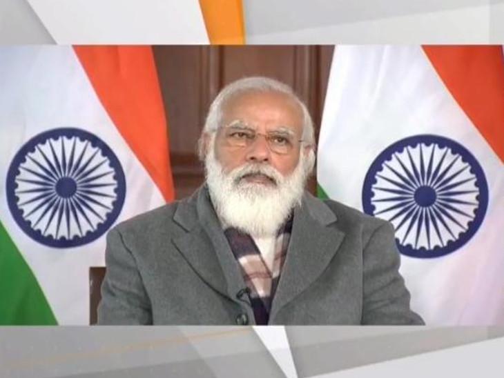 લાઈટ હાઉસ પ્રોજેક્ટનું PMના હસ્તે ખાતમુહૂર્ત - Divya Bhaskar