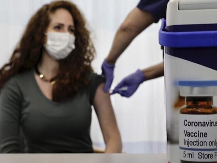 રસીકરણ અભિયાનમાં 80 લાખની વસતીવાળું ઇઝરાયલ સૌથી આગળ, ઇઝરાયલ 7.44% વસતીને રસી આપી ચૂક્યું છે, બ્રિટન હાલ ત્રીજા સ્થાને, અમેરિકા ચોથા સ્થાને|વર્લ્ડ,International - Divya Bhaskar