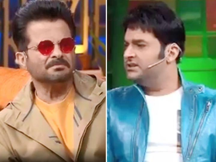 અનિલ કપૂરનો ઘટસ્ફોટઃ કપિલ શર્માએ '24' તથા 'મુબારકા' ઠુકરાવી દીધી હતી|ટીવી,TV - Divya Bhaskar