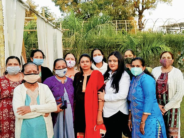 લાયન્સે 35 કેન્સરગ્રસ્ત બાળકોને દત્તક લીધા, 500 પરિવારોને માસ્ક અને સેનેટાઈઝર|અમદાવાદ,Ahmedabad - Divya Bhaskar