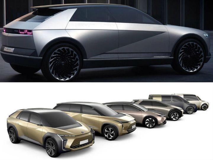 સુઝુકી-ટોયોટાની નાની ઇ-કાર આ વર્ષે આવી શકે છે, હ્યુન્ડાઇની ઇ-કાર 500 કિમીનું અંતર કાપી શકશે ઓટોમોબાઈલ,Automobile - Divya Bhaskar