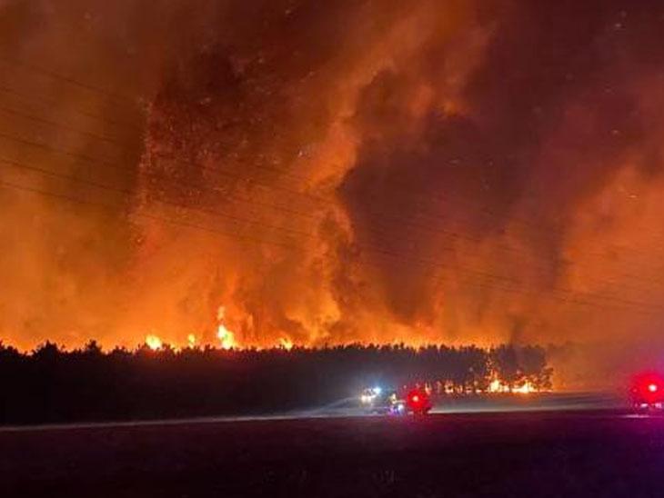 ઓસ્ટ્રેલિયામાં દાવાનળ, ચેન્નઈમાં ભારે વરસાદ; શ્રીનગરમાં હિમવર્ષા વચ્ચે હોટલમાં ભયાનક આગ ઈન્ડિયા,National - Divya Bhaskar