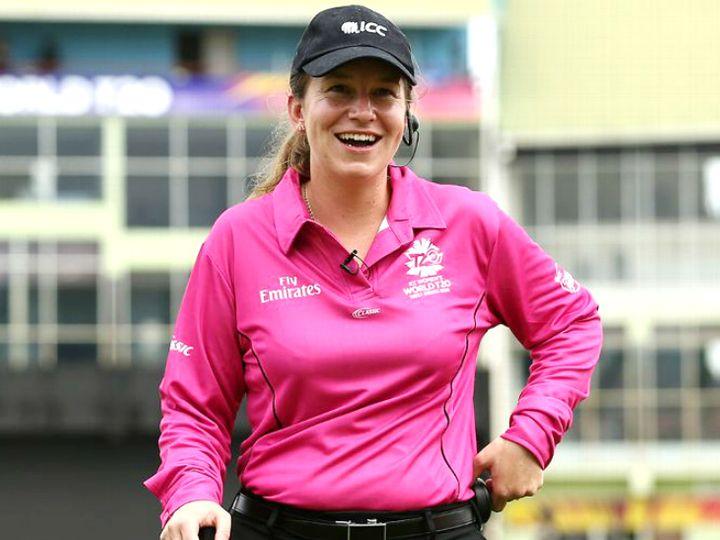 ઓસ્ટ્રેલિયાની ક્લેયર પોલોસેક મેન્સ ટેસ્ટ મેચમાં ફરજ નિભાવનાર પ્રથમ મહિલા મેચ ઓફિશિયલ બની ક્રિકેટ,Cricket - Divya Bhaskar