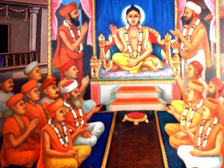 પ્રસારણ સ્વામિનારાયણ મંદિર - કુમકુમ - યુટયુબ ચેનલ ઉપર કરવામાં આવશે