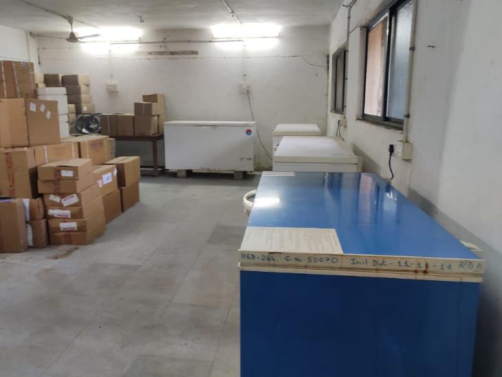 વડોદરા શહેર સહિત મધ્ય ગુજરાતના 7 જિલ્લાના સેન્ટરોમાં રસી પહોંચાડવામાં આવશે