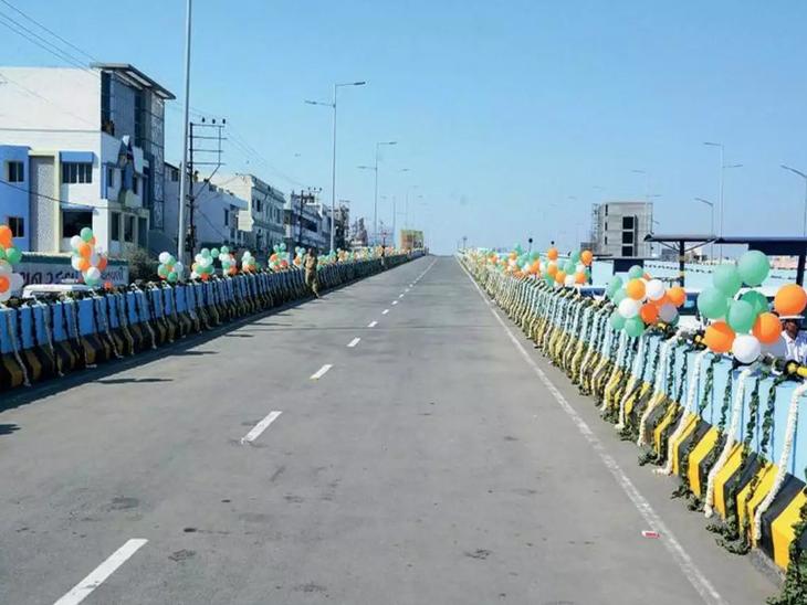 172 કરોડના ટેન્ડર સામે 239 કરોડના ખર્ચે શહેરમાં ચાર ઓવરબ્રિજ બનશે|રાજકોટ,Rajkot - Divya Bhaskar