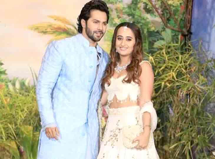 વરુણ ધવન લોંગ ટાઈમ ગર્લફ્રેન્ડ નતાશા દલાલ સાથે 24 જાન્યુઆરીએ અલીબાગમાં લગ્ન કરે તેવી શક્યતા|બોલિવૂડ,Bollywood - Divya Bhaskar