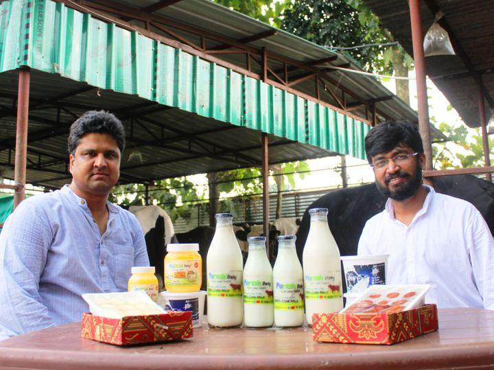 એક કરોડનું પેકેજ છોડી મિત્ર સાથે ડેરી સ્ટાર્ટ અપ શરૂ કર્યું, આજે વાર્ષિક ટર્નઓવર ત્રણ કરોડ|ઓરિજિનલ,DvB Original - Divya Bhaskar