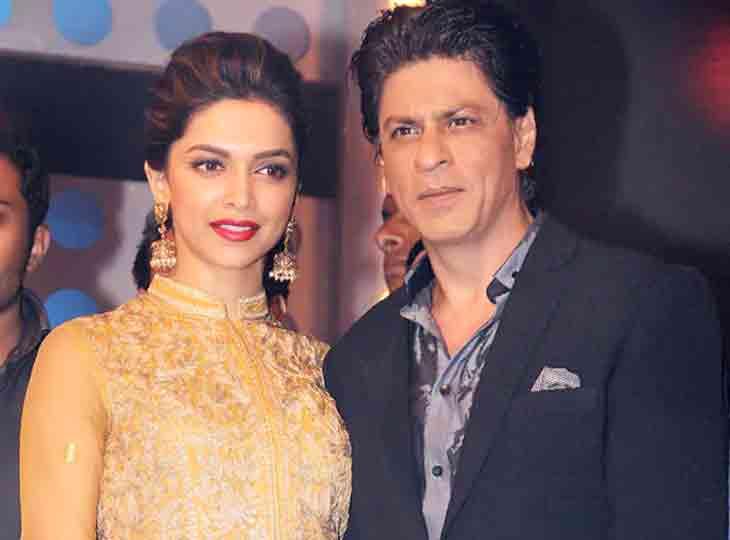 દીપિકા પાદુકોણે કહ્યું, 'શાહરુખ ખાન 'પઠાન'થી બોલિવૂડમાં કમબેક કરી રહ્યો છે'|બોલિવૂડ,Bollywood - Divya Bhaskar