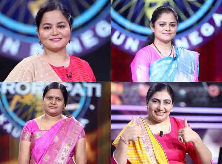 'KBC 12'ની 4 કરોડપતિ મહિલાઓએ ભાસ્કર સાથે પોતાના અનુભવ શૅર કર્યા, 22 જાન્યુઆરીએ લાસ્ટ એપિસોડ ટેલિકાસ્ટ થશે|ટીવી,TV - Divya Bhaskar